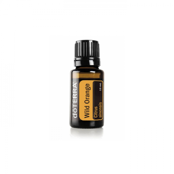 doterra wild orange essentiële olie etherische olie