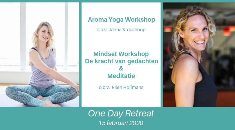 one day retreat ChangingTime! aroma yoga mindset