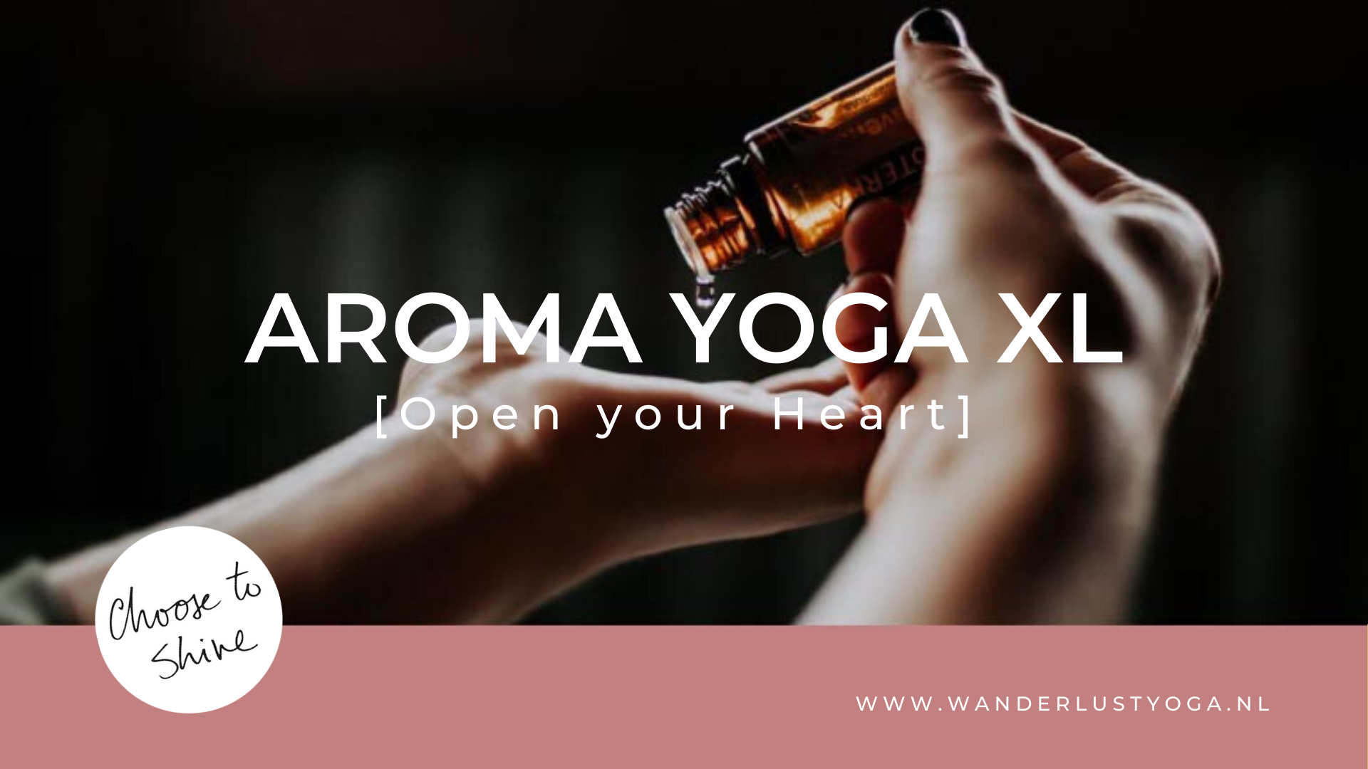 Aroma yoga workshop self-care sundays