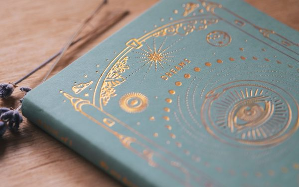 magic of i ether dream journal droomdagboek