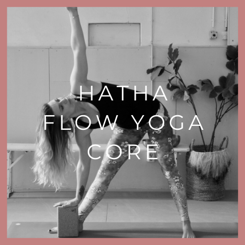 hatha flow yoga core online yogales youtube yoga